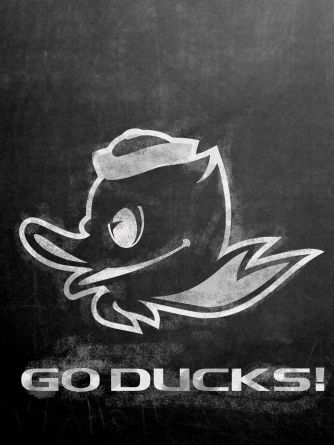 University of Oregon Ducks Wallpaper lock screen