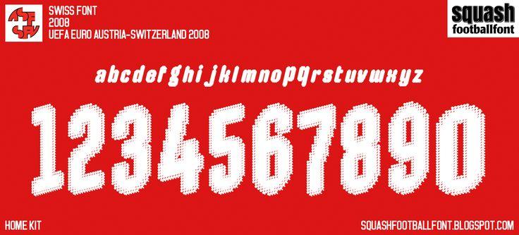 Puma font style 2008