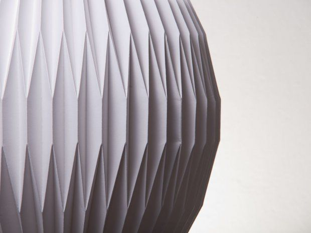 223 best origami paper lamp lampshado images on pinterest lampshade plis sphere by lampshado paper lamp paper design paper art mozeypictures Gallery