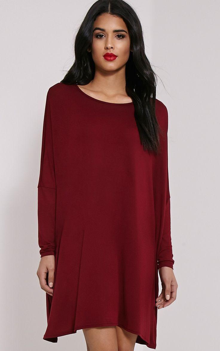 Charlotte g shore red dress 3 4