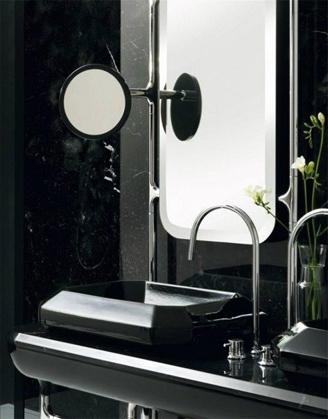 1000 images about ffe mirror on pinterest round for Bisazza bathroom ideas