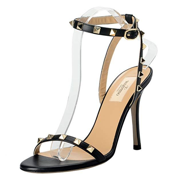 High Heels Open Toe Shoes