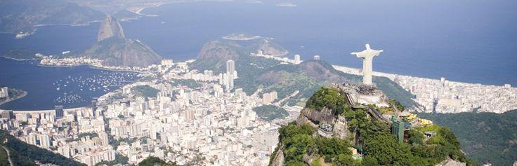 Running Bucket List - Rio de Janeiro Half Marathon