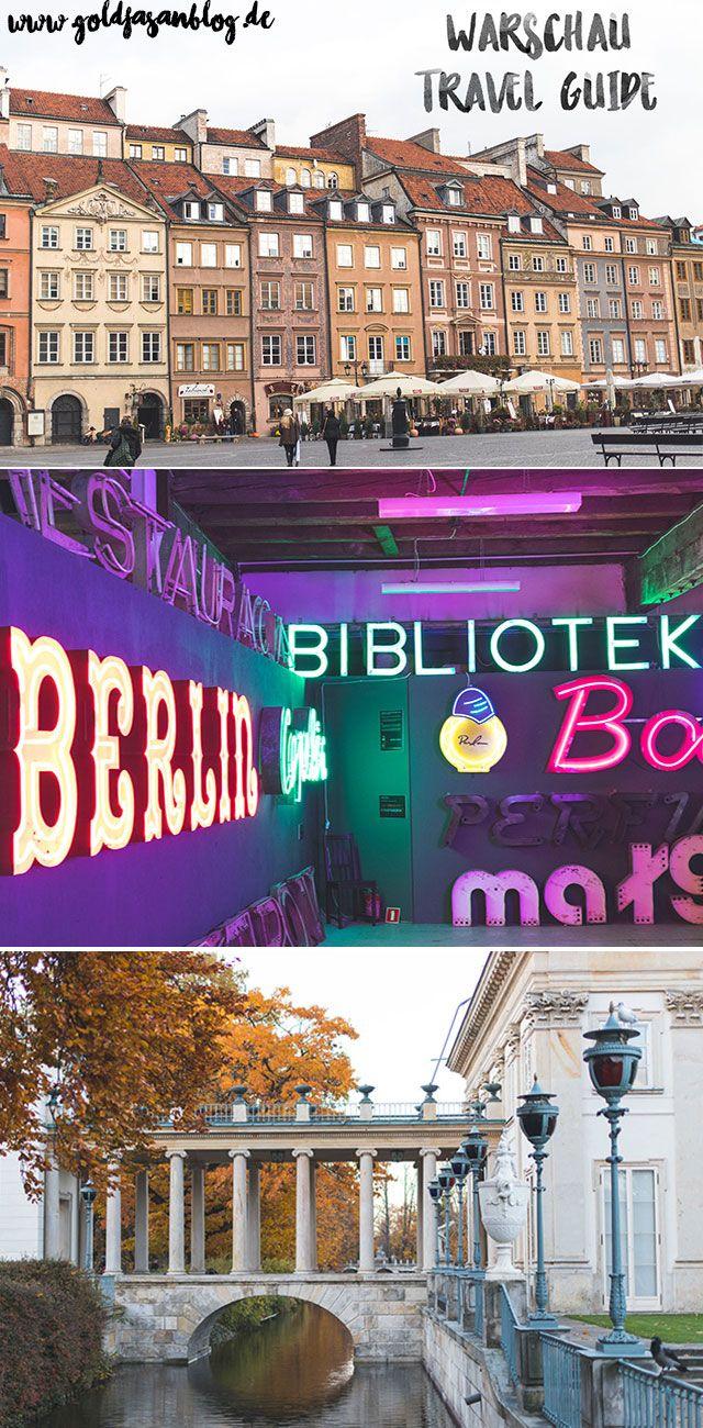 7 Dinge, die du in #Warschau gesehen haben musst #Kurztrip #Tipps
