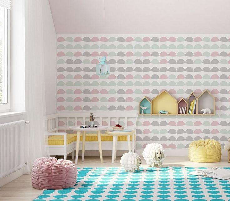 No es que la pintura sea una mala idea para decorar las paredes de una habitación infantil. Pero lo cierto es que hay muchos más recursos, muchísimos. Además de incluir un color especial en las paredes del dormitorio de tu hijo, puedes reservar una y hacer algo diferente y divertido ¿Cómo? Muy sencillo, con papeles …