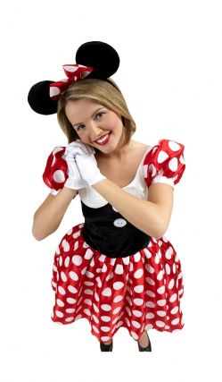 Déguisement Minnie Mouse™ (Mickey™) - Adulte