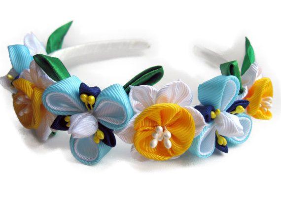 ... De Flores Para El Cabello, Coronas De Flores y Coronas De Flores