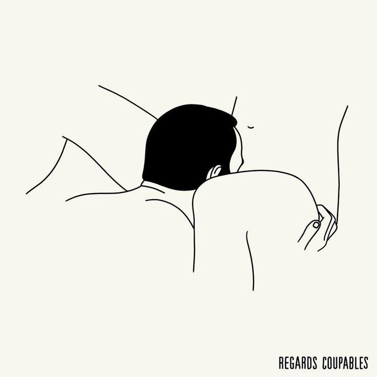✨Sunday Worship✨ #eroticdrawing #eroticart #regardscoupables (à Paris, France)
