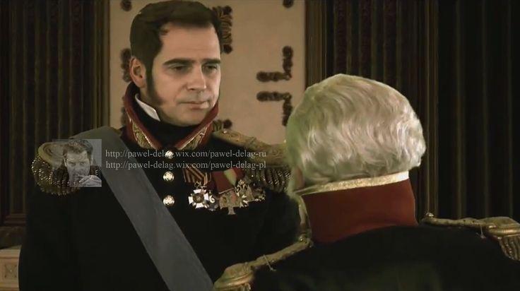 "( 2015 г. ) Фото после премьерного показа ""Napoléon, la campagne de russie"" . Pawel Delag - Павел Делонг"