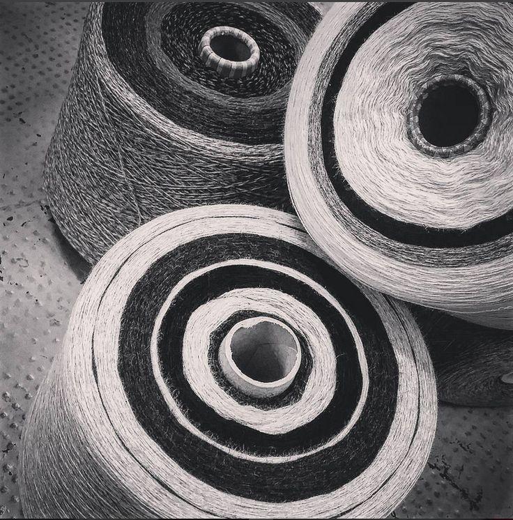 bertoni_cashmere#threads #yarn #manufacturing #madeinitaly