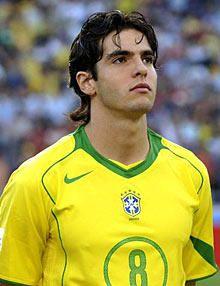 The best.. Ricardo Kaka