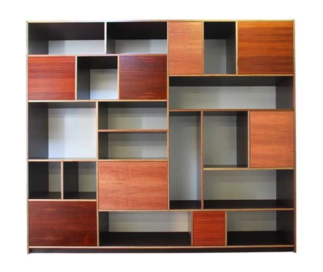Martin Davis Furniture Wall Unit Recreate In The Living Room To Add Geometric Element And A Bit Of Fun Sculpture Space
