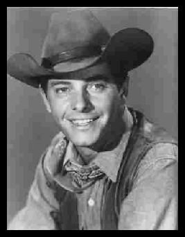 Peter Brown as Chad Cooper in Laredo