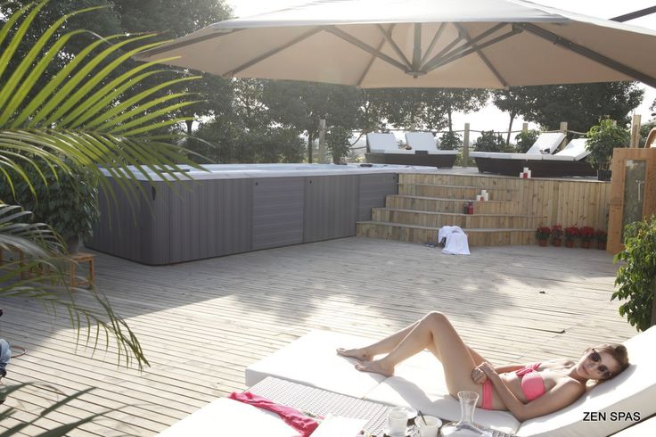 Luxury Designer Hot Tubs From £2995 at www.hottubsuppliers.com