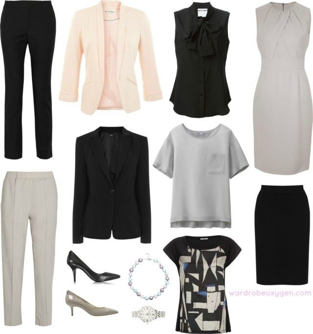 capsule wardrobe professional wear to work attire with stretch and comfort