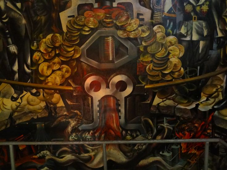 169 best images about david alfaro siqueiros on pinterest for Arte mural mexicano