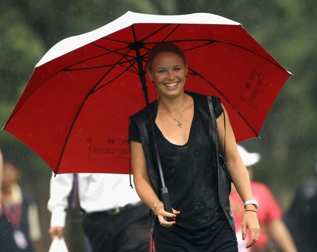Rory McIlroy's Gallery of Girlfriends (Real and Rumored): Caroline Wozniacki