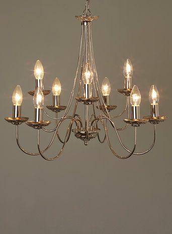 BHS Bernadette Chandelier Home LightingLighting IdeasBeautiful BedroomsDining