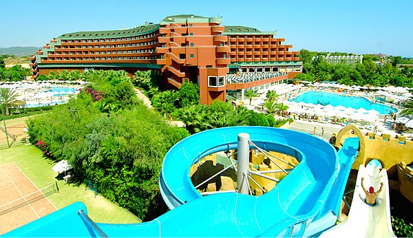 Delphin Deluxe Resort Hotel - Alanya, Antalya Otelleri