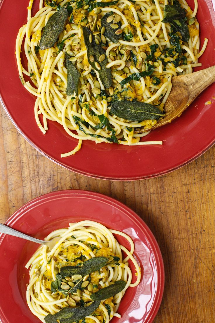 Rachael ray pumpkin sage pasta recipe