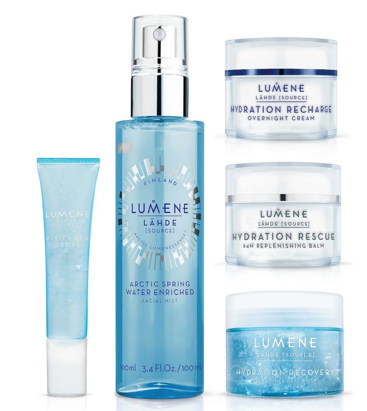 Lumene - made in Finland Arctic cosmetic brand since 1970