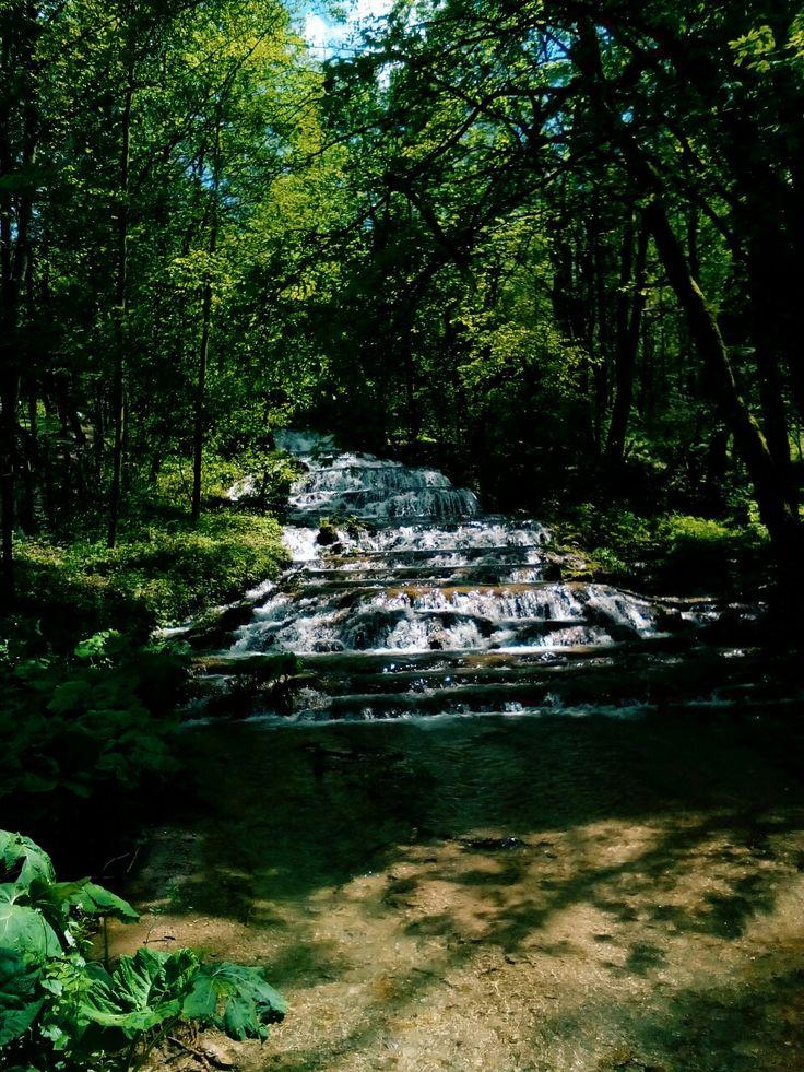 Amazing waterfall. Fátyol-vízesés, Szilvásvárad Enchating nature photo from Hungary : Kiss Orsolya