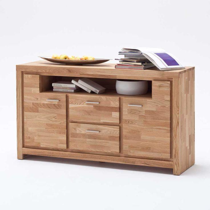 25 best ideas about sideboard massivholz on pinterest. Black Bedroom Furniture Sets. Home Design Ideas