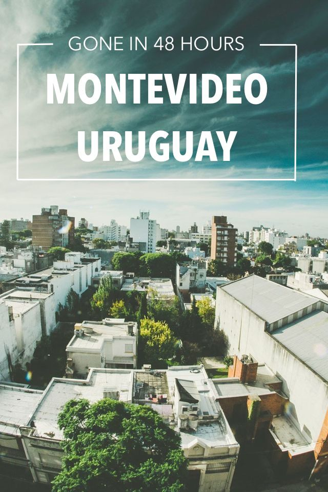 If you're planning to visit this gaucho city, expect to wander along a downtown plaza, listen to tango and indulge in a parrilla feast. Here's how to spend 48 hours in Montevideo, Uruguay's capital city.