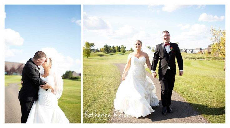 Such a great day!! Congratulations to Stephanie and Scott!! www.katherineraiblephotography.com #katherineraiblephotography #loveweddings #love #weddings #yegweddings