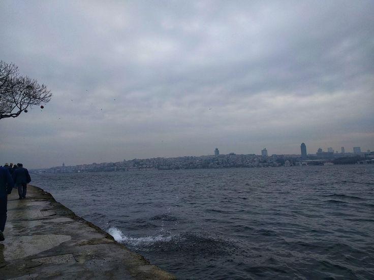 ® İstanbul Boğazı Türkiye