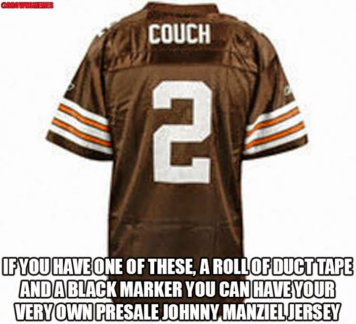 Johnny Manziel  Cleveland Browns Memes Sports