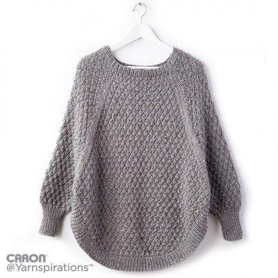 Free Intermediate Knit Poncho
