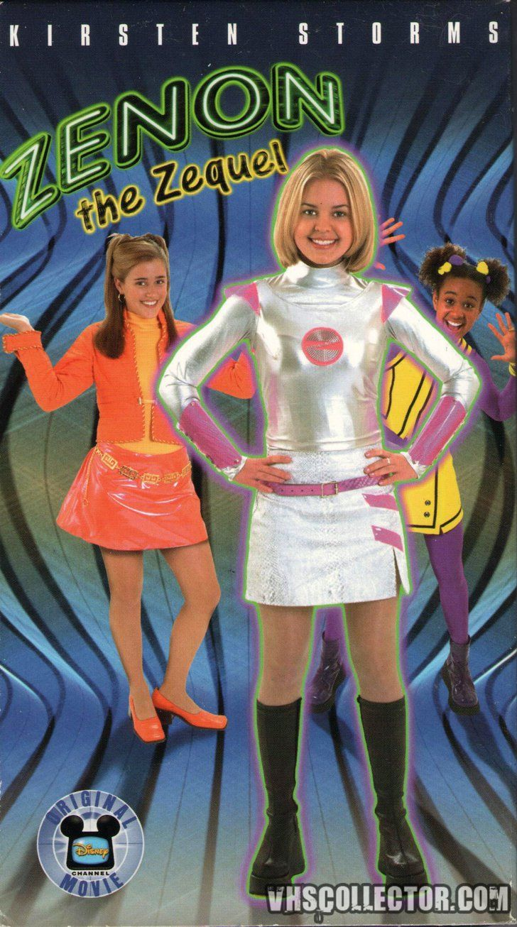 Pin for Later: 113 Reasons Being a 2000s Girl Was So Fetch You Can't Even Deny It Zenon: The Zequel