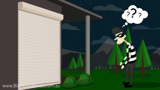Roller Shutters help to Protect your Home