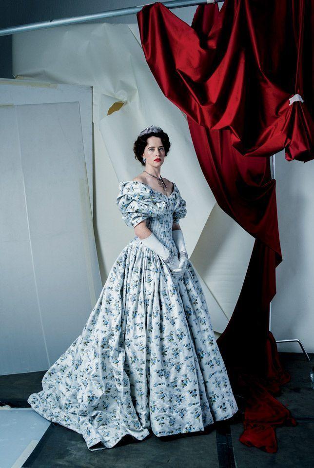 クエアフォイ---女王役で転機を迎えた英国の新星