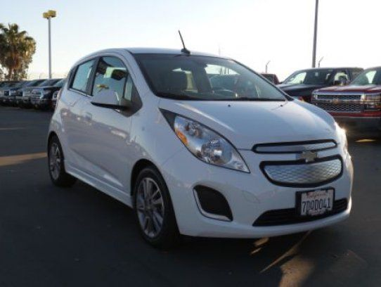 Hatchback, 2014 Chevrolet Spark EV with 4 Door in Burbank, CA (91502)