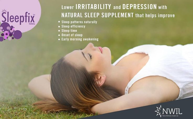 Beat Seasonal Affective Disorder (#SAD) with our #Natural #Sleep Supplement - #NWIL #SLEEPFIX - http://goo.gl/5VbfJb  #Insomniac #SleepDisorder