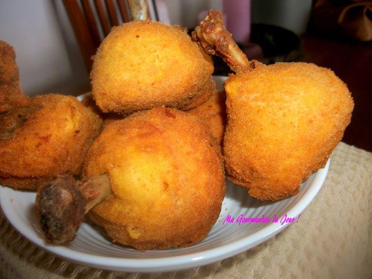 25 best ideas about croquette de poulet on pinterest recette croquette de poulet croquettes - Cuisine reunionnaise recette ...
