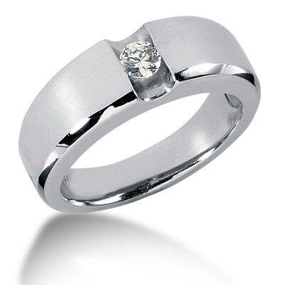Mer enn 25 bra ideer om Men Engagement Rings p Pinterest