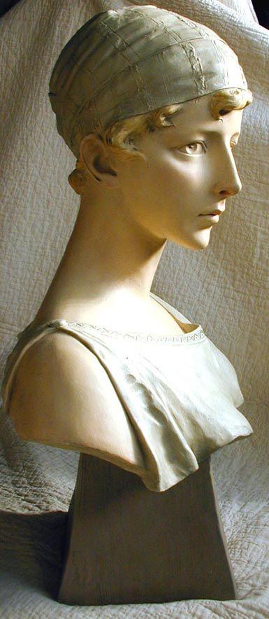 Beautiful vintage mannequin