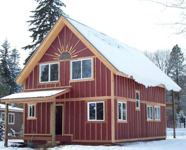 house kit, cabin kit