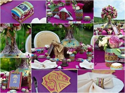 Decor Indian Vibe - Satori Art & Event Design