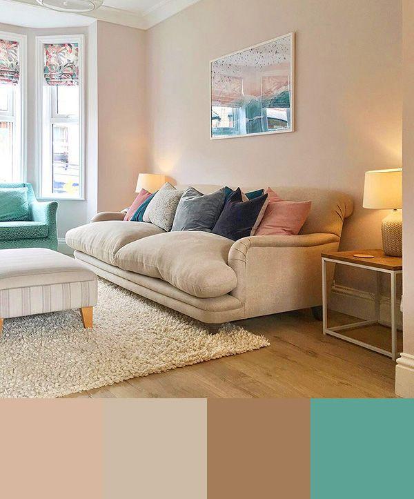 40 Combinaciones De Colores Para Pintar Un Salon Mil Ideas De Decoracion Salones Grises Combinacion De Colores Colores De Interiores