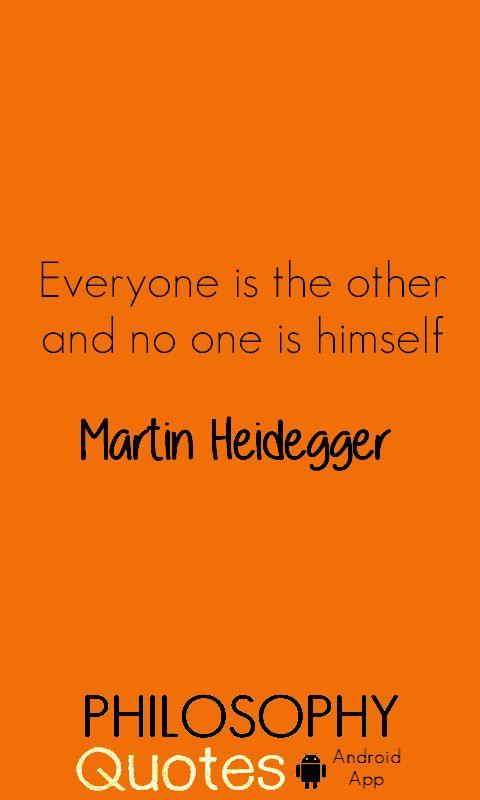heidegger what is philosophy pdf