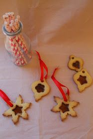 Cooking with Julia : #ChristmasGift - Biscotto di frolla ad effetto vetro