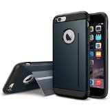 Slim Armor S Case for iPhone 6 – Metal Slate