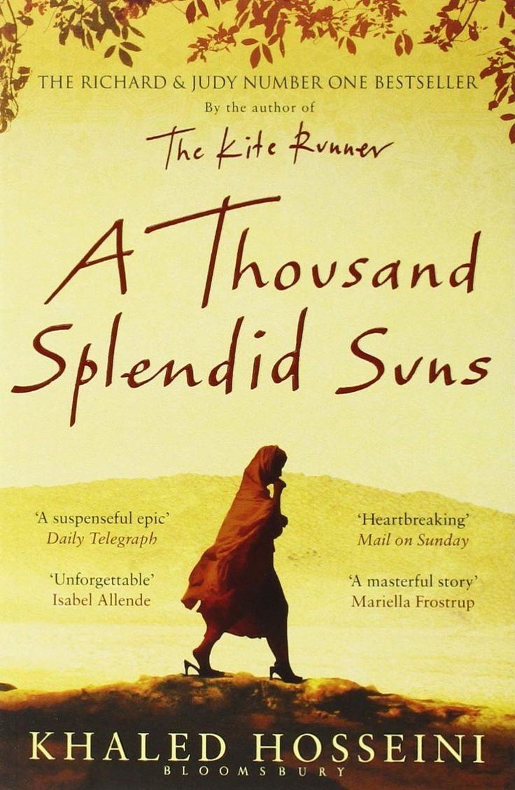 17 best books worth readingquotes from fave books images on a thousand splendid suns by khaled hosseini ebook epubpdfprcmobi fandeluxe Gallery