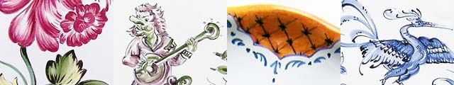 Collections > Faïence de Moustiers : Atelier Soleil, tradition et création--(THIS IS THE ONE; location: Moustiers-Sainte-Marie!!!)