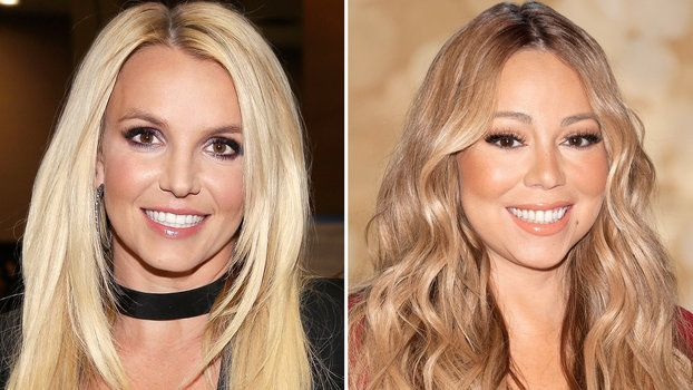Britney Spears and Mariah Carey Have Dinner Together and the Internet Is Not Okay