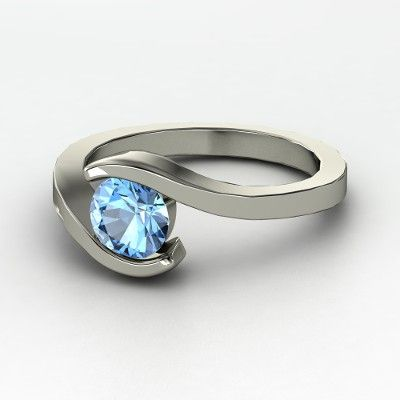 Called an ocean ring....perfectly suited!...pinned by ♥ wootandhammy.com, thoughtful jewelry.